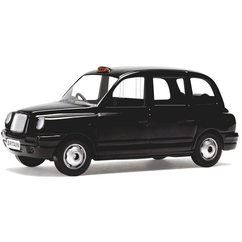 Schaalmodel londen taxi cab 1 36